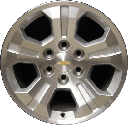 Chevy Chevrolet Silverado 1500 Wheels Rims Wheel Rim Stock OEM Replacement
