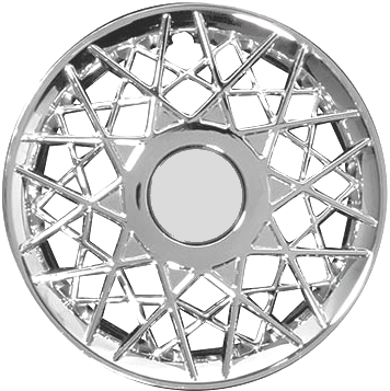 150c 16 Inch Aftermarket Fordmercury Chrome Hubcapswheel Covers Set