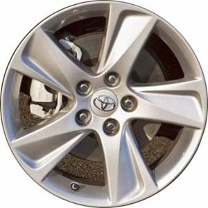 ALY69591 Toyota Matrix AWD Wheel Silver Painted #4261102D60