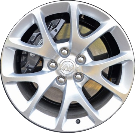 Buick Regal Wheels Rims Wheel Rim Stock Oem Replacement