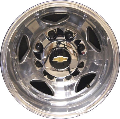 Chevrolet Chevy Silverado 3500 Wheels Rims Wheel Rim Stock