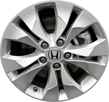 ALY660 Honda CRV Wheel Silver Painted 660T60AA60 Amazing Honda Cr V Bolt Pattern