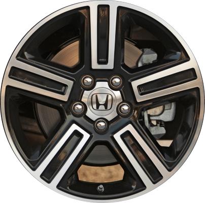 Image Result For Stock Tire Size For Honda Ridgeline
