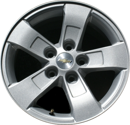Aly5558 Chevrolet Malibu Wheel Silver Painted 9598665