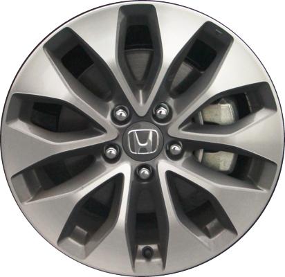 Aly64050u30 Lc73 Honda Accord Wheel Grey Machined 42700t3la92