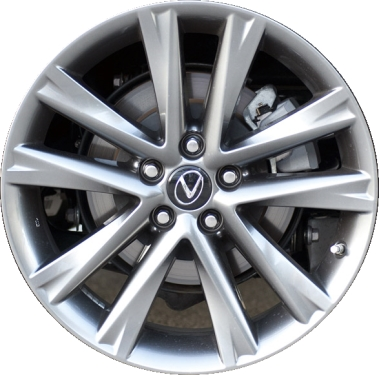 Lexus 350 Rx 2017 >> Lexus RX350 Wheels Rims Wheel Rim Stock OEM Replacement