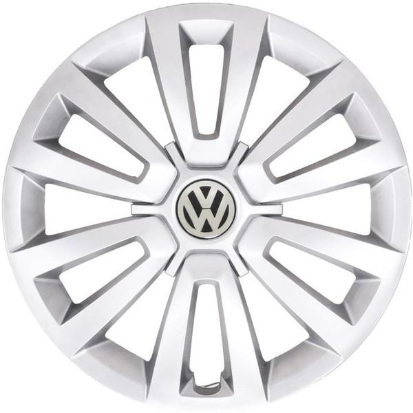 """New VW 16/"""" Volkswagen Hubcap Wheel Cover SET AM"""