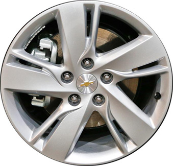 chevrolet cruze wheels rims wheel rim stock oem replacement. Black Bedroom Furniture Sets. Home Design Ideas
