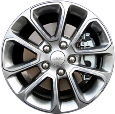 Bolt pattern jeep cherokee 2015