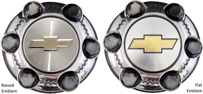 Buy Chevrolet Silverado 1500 Center Caps Factory Oem Hubcaps Stock