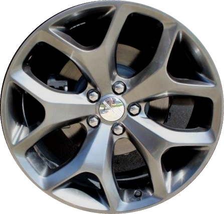 Hypv3 Dodge Charger Challenger Wheel Dark Hyper 1zv91jxyaa
