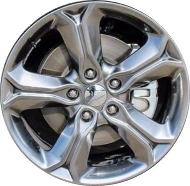2014 Dodge Journey Tire Size >> Dodge Journey Wheels Rims Wheel Rim Stock OEM Replacement