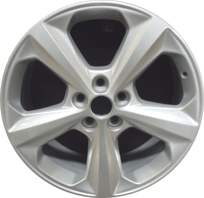 Aly Ford Edge Wheel Silver Painted Ftzb