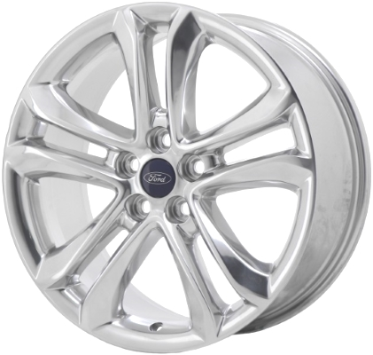 Aly Ford Edge Wheel Polished Ftze