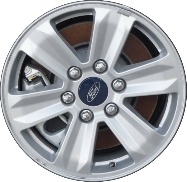 Ford F150 Rims >> Aly3995 Ford F 150 Wheel Silver Painted Fl341007aa