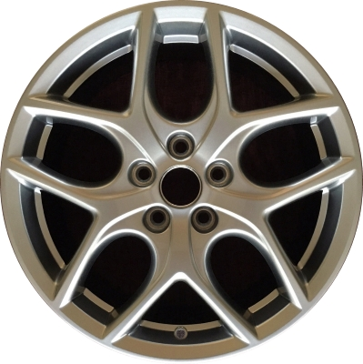 Ford Focus Wheels >> Aly10011u20 Ls45 Ford Focus Wheel Silver Painted Fm5z1007c