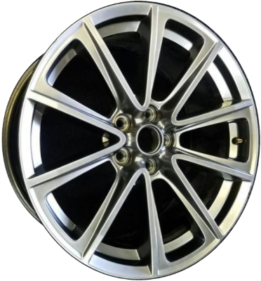 Ford Mustang Rims >> Aly10031 Ford Mustang Wheel Hyper Silver Fr3c1007ca
