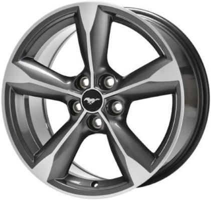Aly10029u 10156 Ford Mustang Wheel Machined Fr3c1007ja