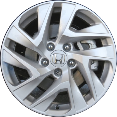 Ls08 Honda Cr V Wheel Silver Painted T1w17070a