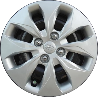 Hyundai Accent Hubcaps Wheelcovers Wheel Covers Hub Caps Factory Oem Hubcaps Stock