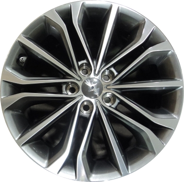 Hyundai Genesis Wheels Rims Wheel Rim Stock Oem Replacement