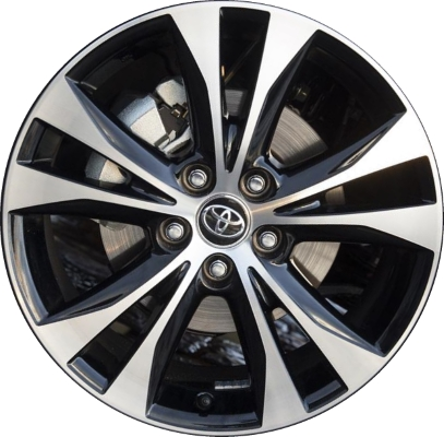 toyota avalon specs of wheel sizes tires pcd offset. Black Bedroom Furniture Sets. Home Design Ideas