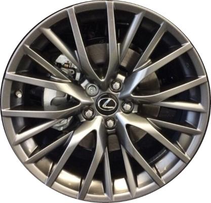 lexus rx350 wheels rims wheel rim stock oem replacement. Black Bedroom Furniture Sets. Home Design Ideas