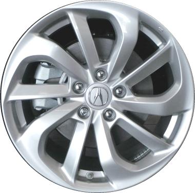ALY Acura RDX Wheel Silver Painted TXA - Acura rdx wheels