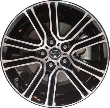 Toyota Camry Wheels Rims Wheel Rim Stock Oem Replacement