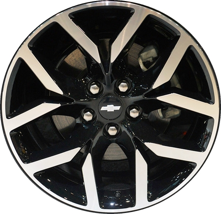 Chevrolet Impala Wheels Rims Wheel Rim Stock Oem Replacement