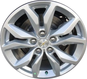 chevrolet impala wheels rims wheel rim stock oem replacement. Black Bedroom Furniture Sets. Home Design Ideas