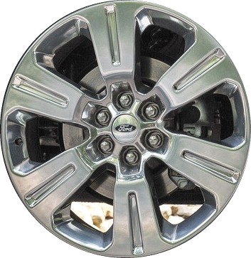 Ford F150 Rims >> Aly10064 Ford F 150 Wheel Polished Gl3z1007b
