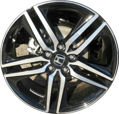 honda accord wheels rims wheel rim stock oem replacement. Black Bedroom Furniture Sets. Home Design Ideas