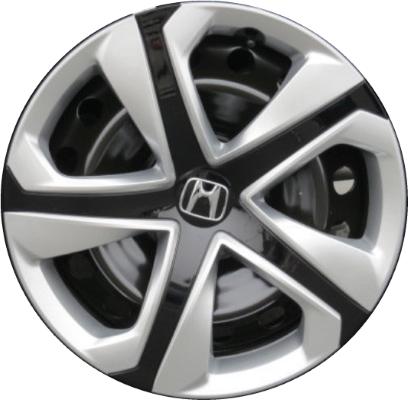 honda civic hubcaps wheelcovers wheel covers hub caps. Black Bedroom Furniture Sets. Home Design Ideas