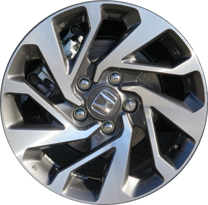 honda civic wheels rims wheel rim stock oem replacement. Black Bedroom Furniture Sets. Home Design Ideas