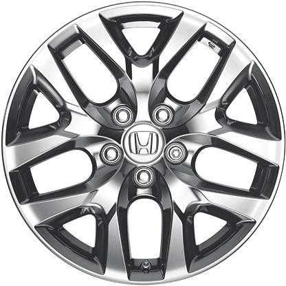 honda ridgeline wheels rims wheel rim stock oem replacement