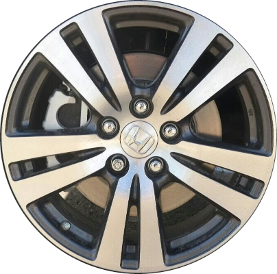 honda pilot wheels rims wheel rim stock oem replacement. Black Bedroom Furniture Sets. Home Design Ideas