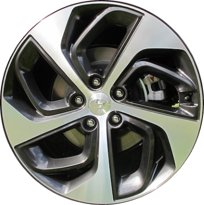 Hyundai Tucson Wheels Rims Wheel Rim Stock Oem Replacement