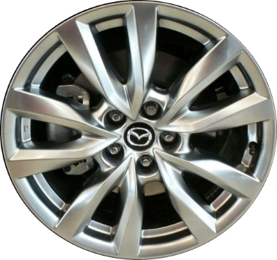 mazda cx 9 wheels rims wheel rim stock oem replacement. Black Bedroom Furniture Sets. Home Design Ideas