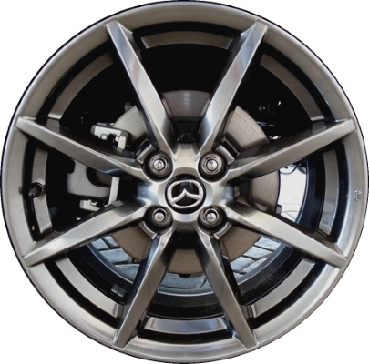 mazda mx 5 miata wheels rims wheel rim stock oem replacement. Black Bedroom Furniture Sets. Home Design Ideas