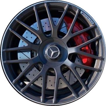 Mercedes c63 wheels rims wheel rim stock oem replacement for Mercedes benz replacement wheels