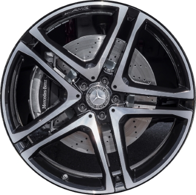 Mercedes gle450 wheels rims wheel rim stock oem replacement for Mercedes benz replacement wheels
