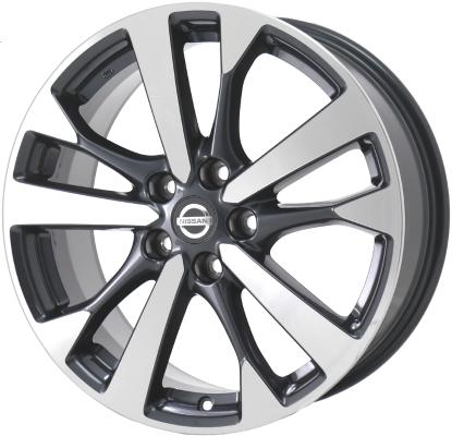 nissan altima wheels rims wheel rim stock oem replacement. Black Bedroom Furniture Sets. Home Design Ideas