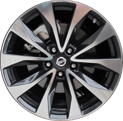 nissan maxima wheels rims wheel rim stock oem replacement. Black Bedroom Furniture Sets. Home Design Ideas
