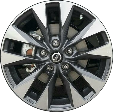 nissan sentra wheels rims wheel rim stock oem replacement. Black Bedroom Furniture Sets. Home Design Ideas