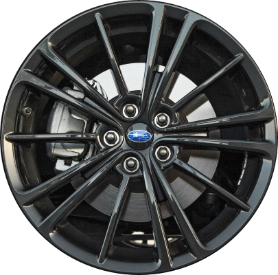 subaru brz br z wheels rims wheel rim stock oem replacement. Black Bedroom Furniture Sets. Home Design Ideas