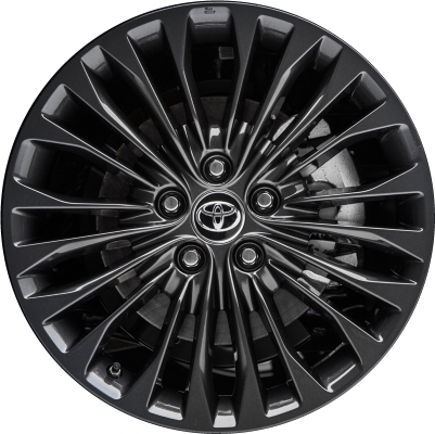 Lc54 Toyota Avalon Wheel Charcoal Painted 4261a07130