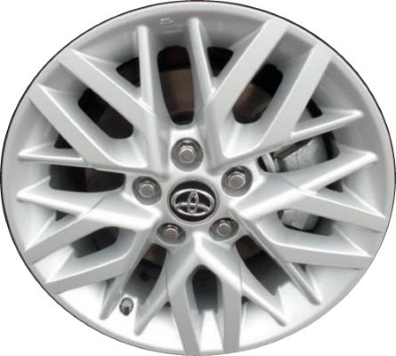toyota camry wheels rims wheel rim stock oem replacement