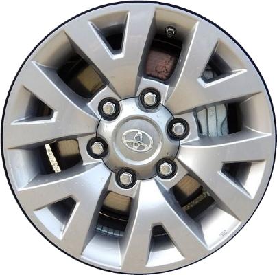 Toyota Tacoma Wheels Rims Wheel Rim Stock OEM Replacement