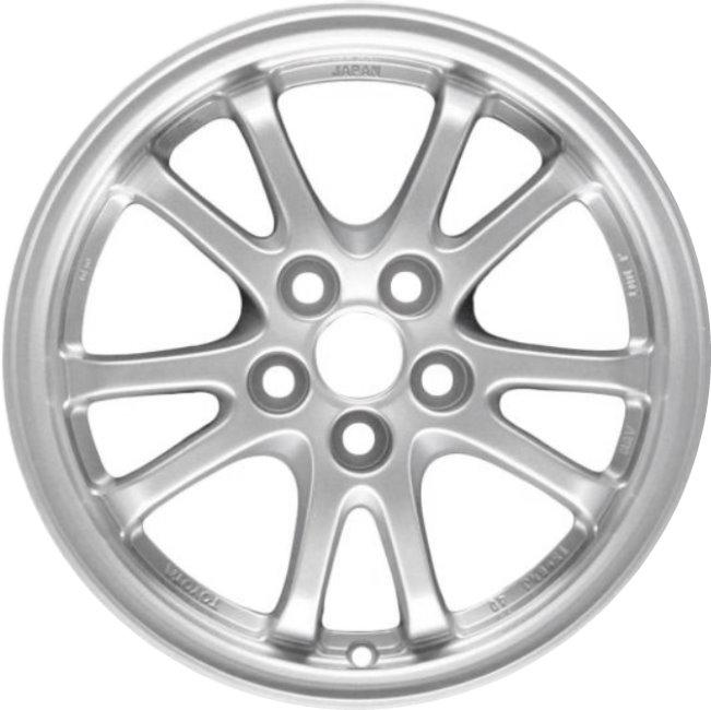 2010 toyota prius wheel specs
